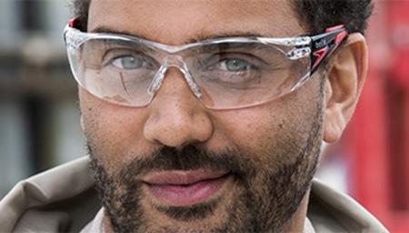 gafas de seguridad para trabajo