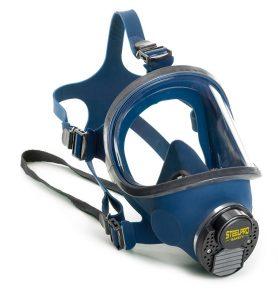 mascarilla de protección respiratoria